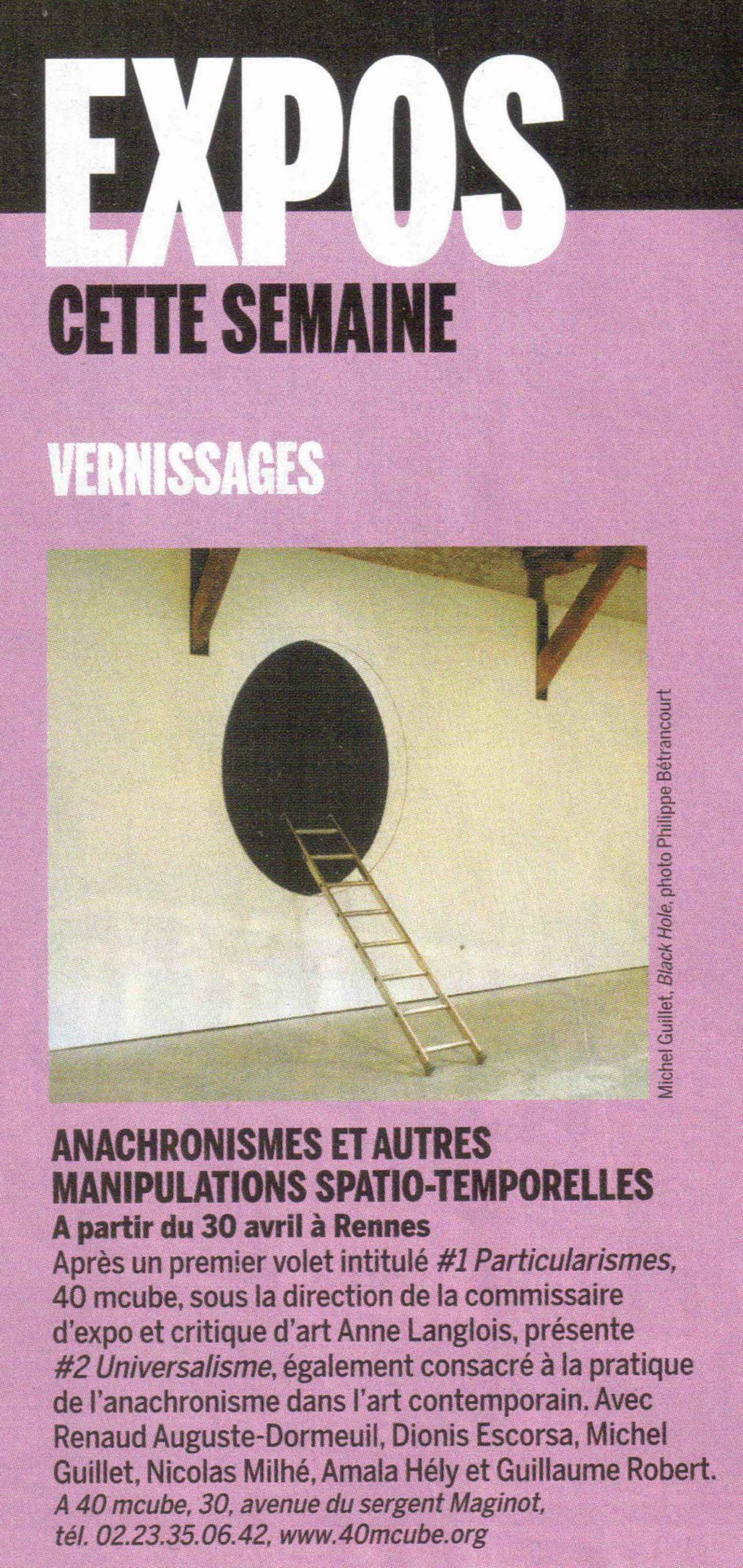 Anachronismes #2